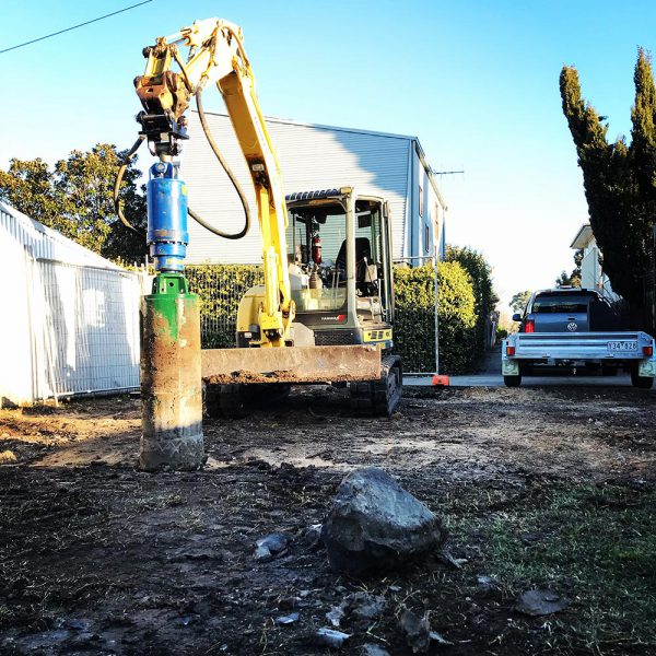 Drilling works